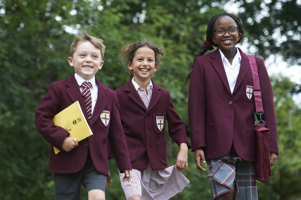 Duncombe school children_1